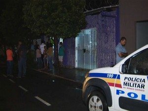 Morte de vereador mobilizou a cidade (Foto: Reprodução/TV Integração)