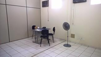 A Câmara possui quatro salas como esta da foto que estão sub-utilizadas. Elas foram instaladas na legislatura de 2005 a 2008 pelo então presidente Narcízio da Cruz para serem utilizadas pelos vereadores.