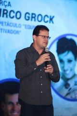 Paulo Roberto, presidente da CDL.