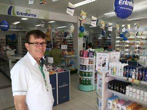 Elmo Nogueira Amorim, fundador da Drogaria Júnior