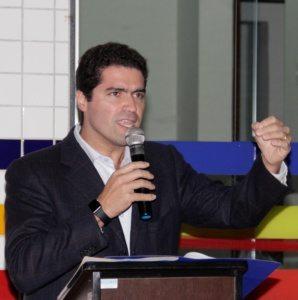 Deputado Federal Newton Cardoso Júnior garantiu a emenda parlamentar para a execução da obra