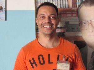 Flávio Rodrigues de Oliveira, 30 anos, na Apac desde agosto de 2011.