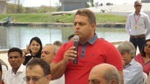 Lessandro Gabriel, secretário de Meio Ambiente, elogiou a iniciativa da Embaré