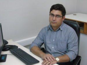 Ivo Jonas Gontijo, diretor do Sicoob Crediprata