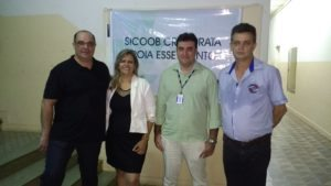 Carlos Eduardo Alves Lima, Clarisce Gontijo, Rafael do Senac e Itamar Rabelo