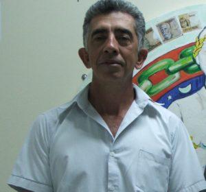 Antônio Claret, diretor do Sicoob Crediprata
