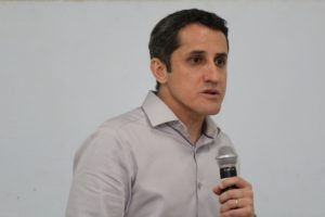 Nilson Bessas, diretor financeiro e comercial e Presidente do Conselho de Adminstração do Sicoob Lagoacred