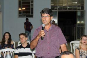 Roberto Emílio, empresário e prefeito de Japaraíba