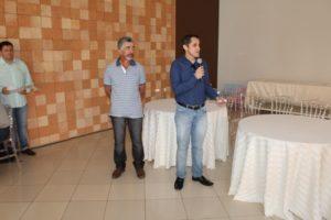 Nilson Bessas, diretor do Sicoob Lagoacred