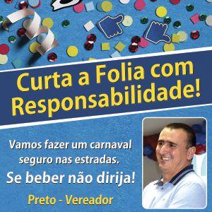 Preto - Vereador