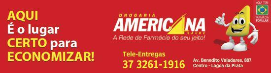Drogaria Americana - Lagoa da Prata