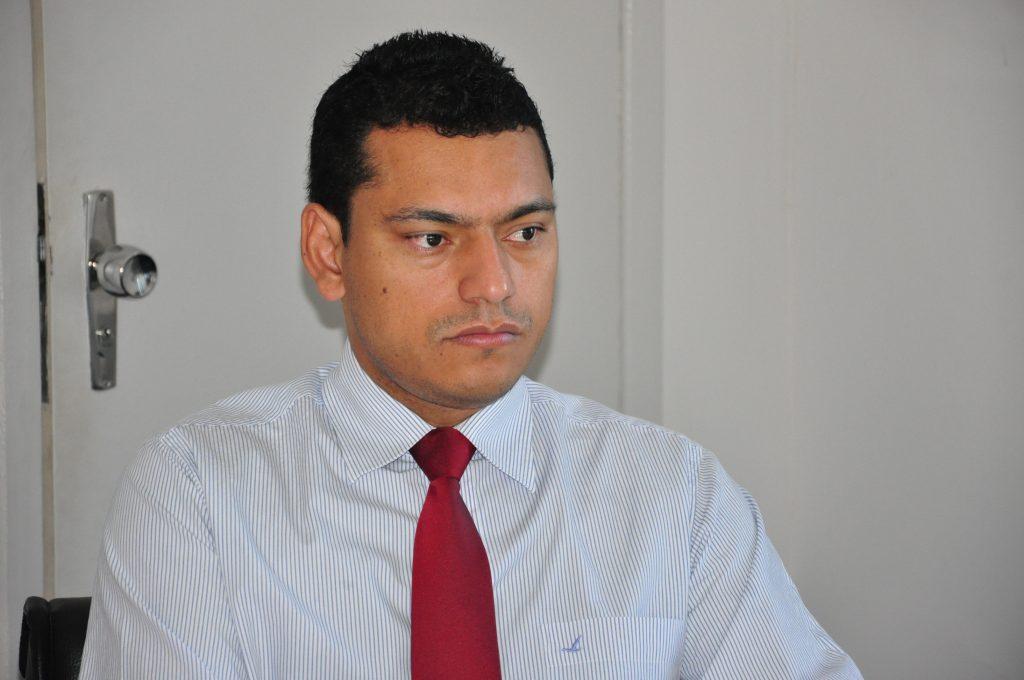 Denis Carvalho - secretário de Administração