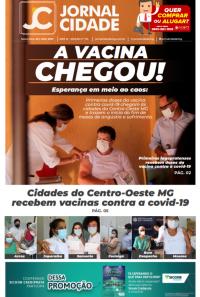 Capa Jornal Cidade ed 174